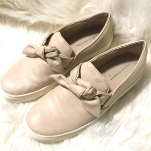 Zara Basic Collection Bow Sneakers